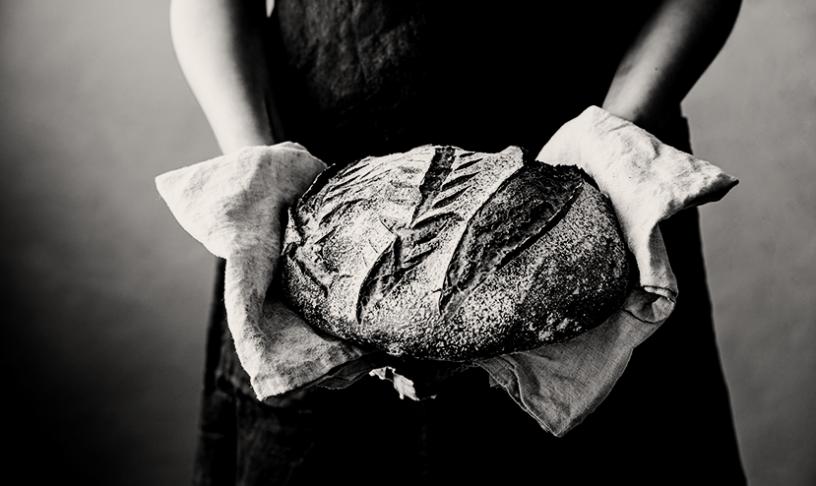 O pão e a criatividade